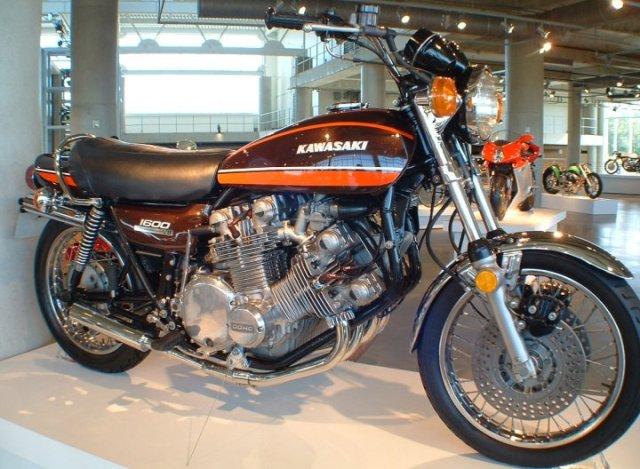 Kawasaki Z2300 12 V 35d9e8j