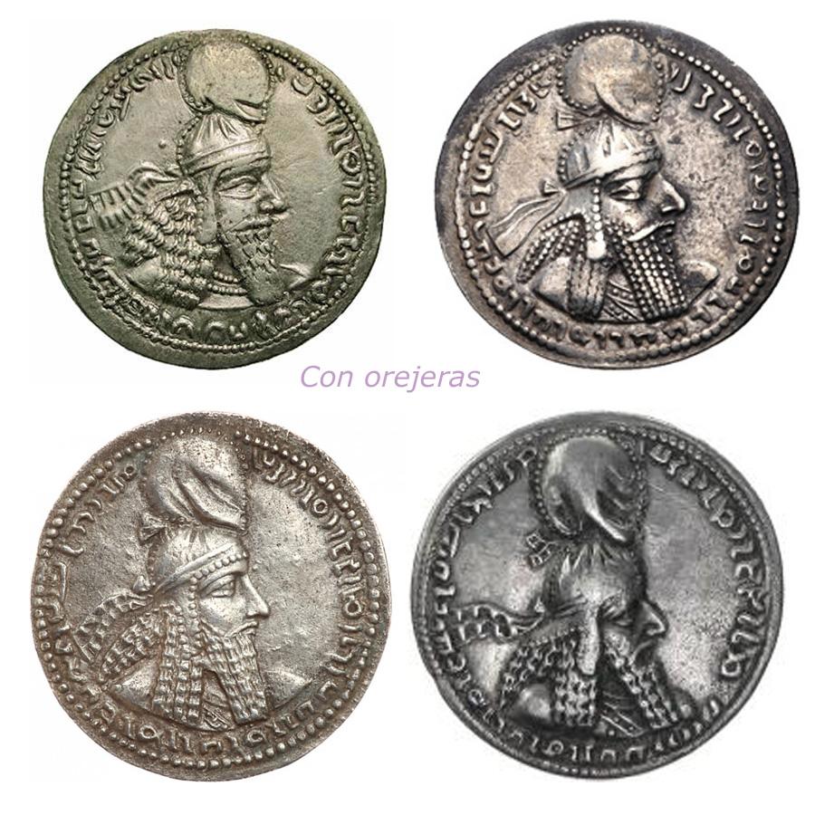 Las coronas de los shas de Persia. 35k9abb