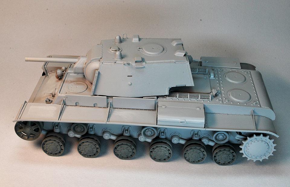 КВ-1 Ленинградский фронт 1942г 4fv05j