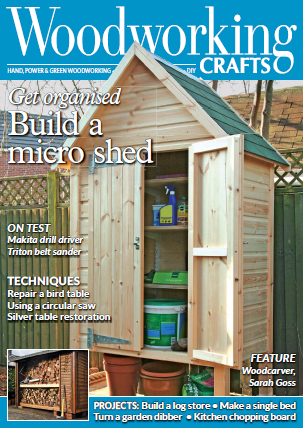 Woodworking Crafts 51 (April 2019) 4tsdhi