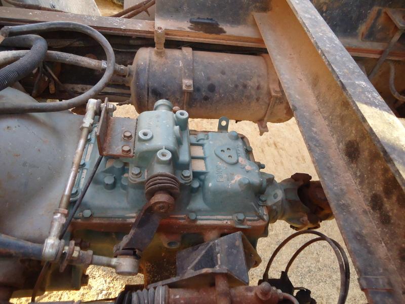 ford cargo 6x6 e FTO 6.6  combinação perfeita  501icy