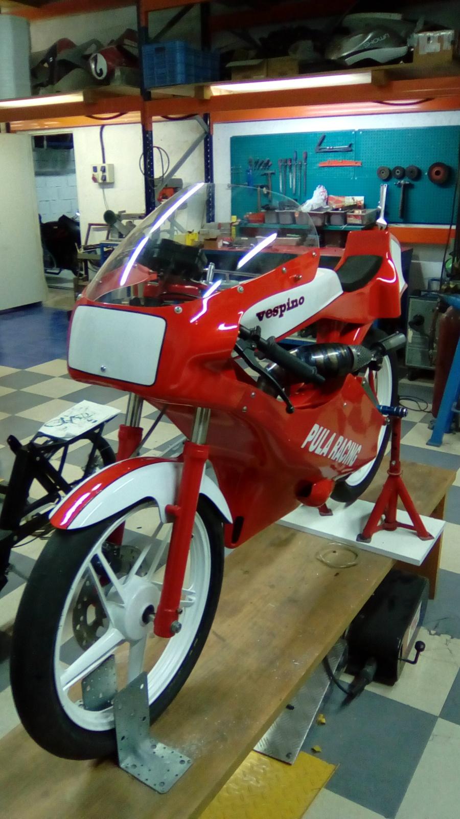 VESPINO - Proyecto Vespino de 65 cc. de Velocidad. - Página 2 53u0jq