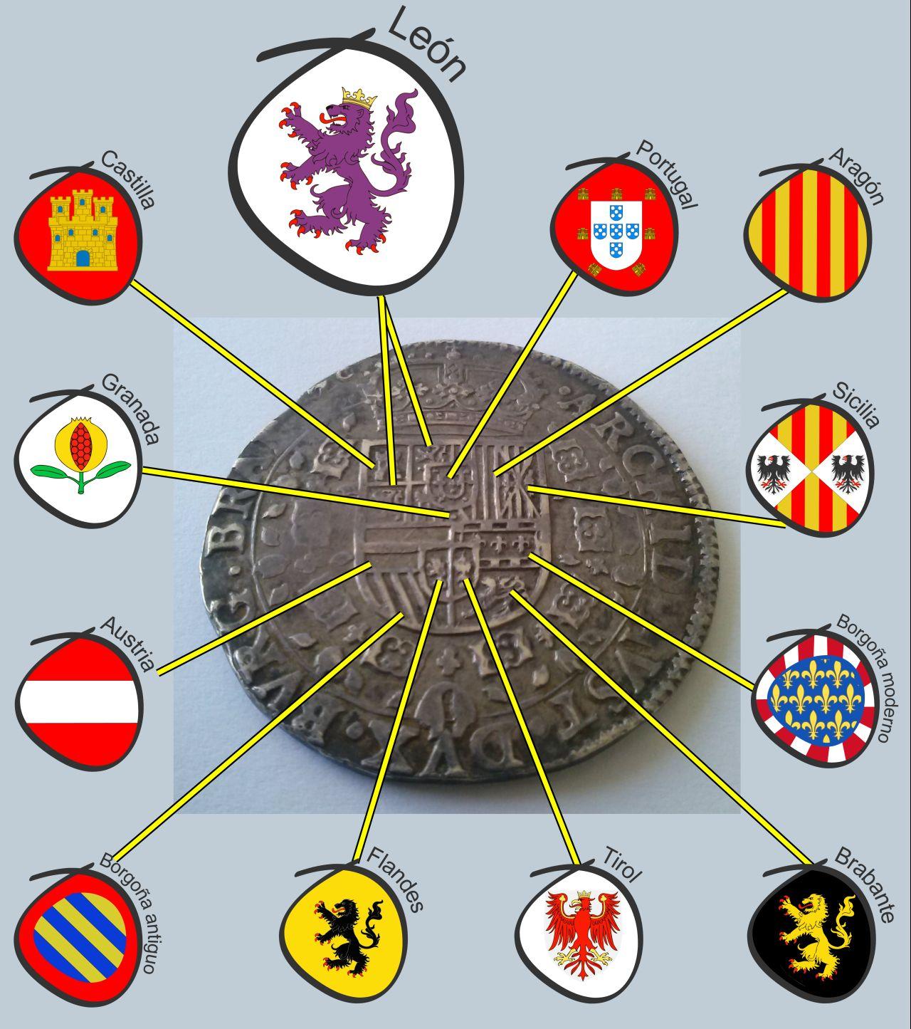 Patagón de 1635 a nombre de Felipe IV (Amberes) 5dmryd