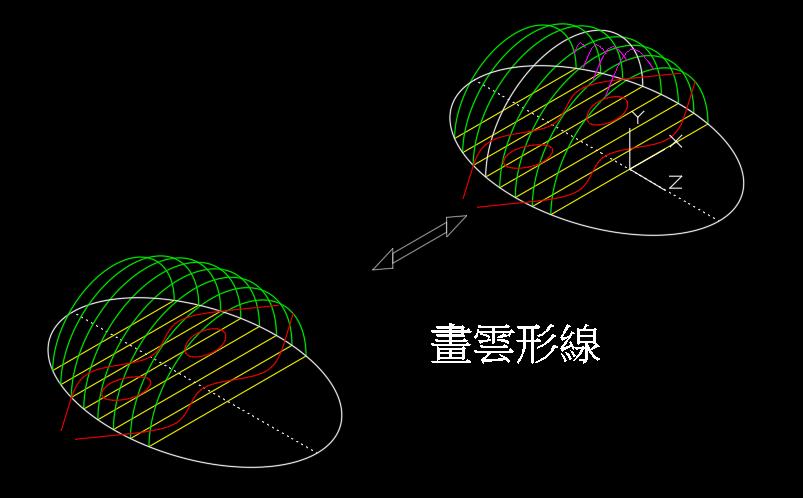 面具-曲面轉實體方法 5km4qv
