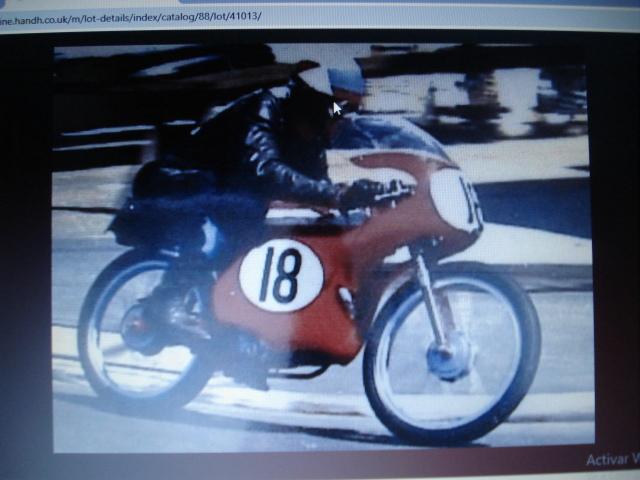 Ducati 50 cc con 6 velocidades 5y7qts