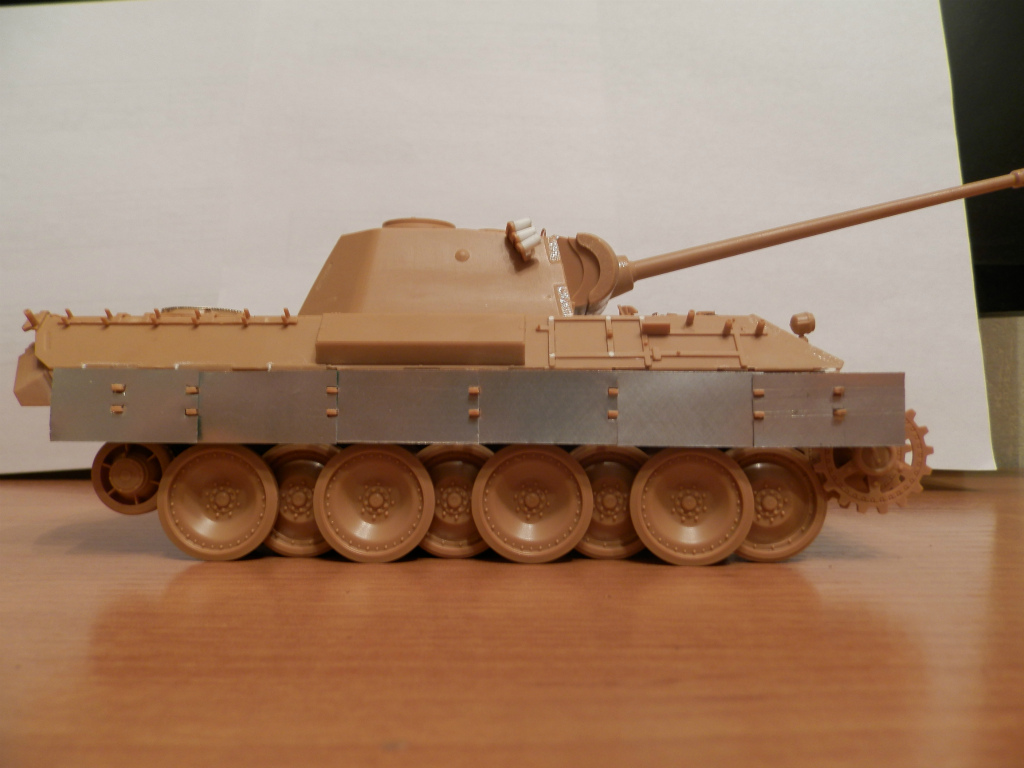 PzKpfw V «Panther» ausf.D 5yamgg
