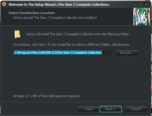 Sims 3 Complete Collection - Null Pointer Exception and install not completing 6dy33l
