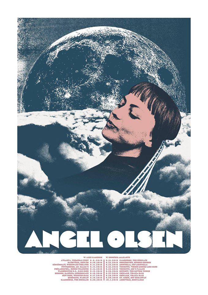 """Angel Olsen - """"All Mirrors"""" Nuevo disco el 4 de octubre 6jdlaa"""
