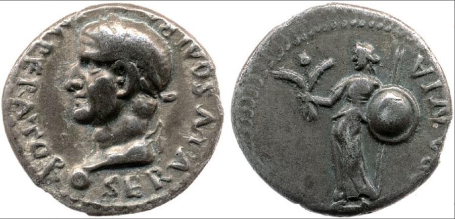 Denier de Galba frappé en Hispania - en apparence inédit.  6oe5no