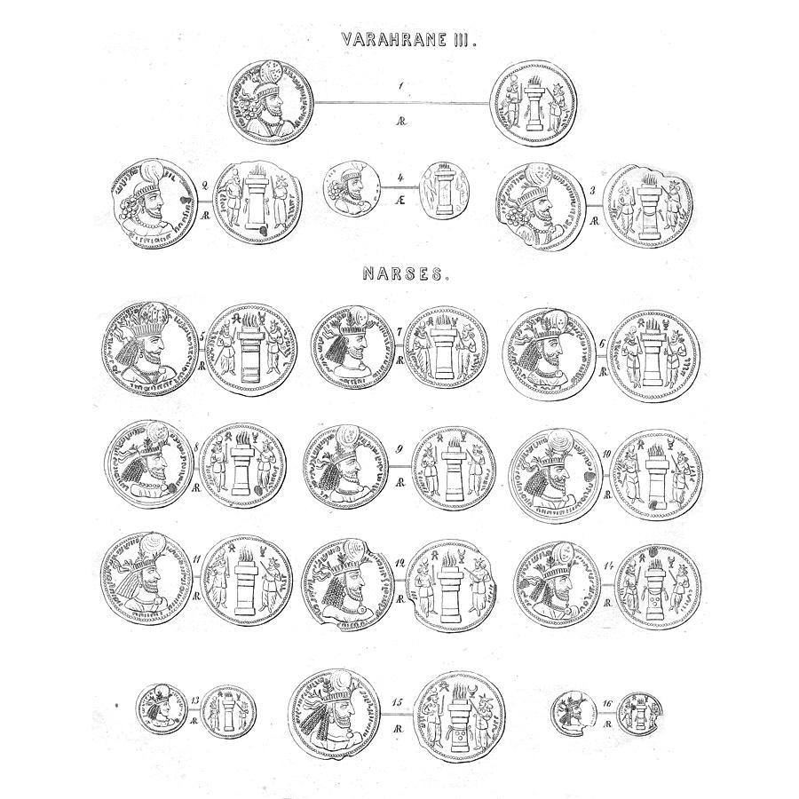 Las coronas de los shas de Persia. 6ojvw0
