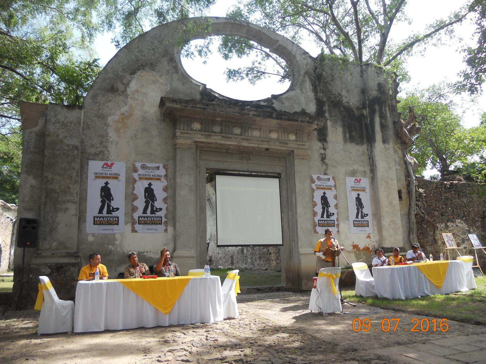 PRIMER ENCUENTRO NACIONAL DE BUSCADORES DE TESOROS 72rio3