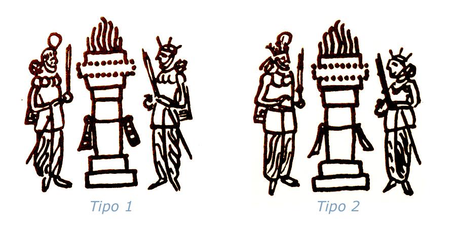 Las coronas de los shas de Persia. 7303ub