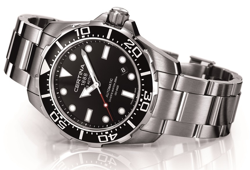 Certina DS Action-Longines Hydroconquest 8z0g05