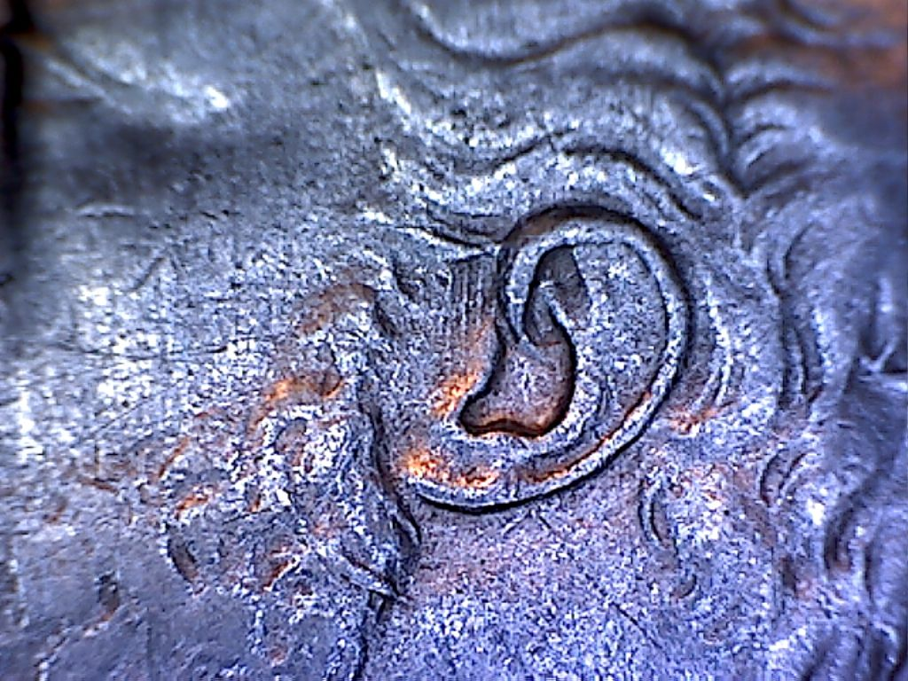 5 pesetas Amadeo I *71 Oreja rayada y Base columna corta 9qcl0h