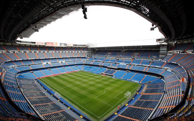 Estadio Real Madrid T18 Aaacr7