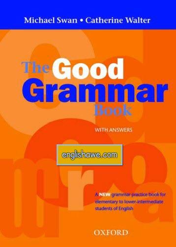 تحميل كتاب The Good Grammar Book بالاجابات من اكسفورد Bfjdd5