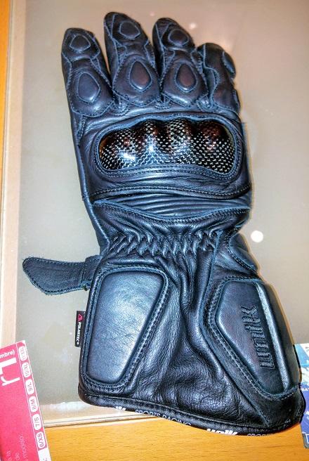 Vendo guantes invierno sport de piel marca Unik Bhn8uw