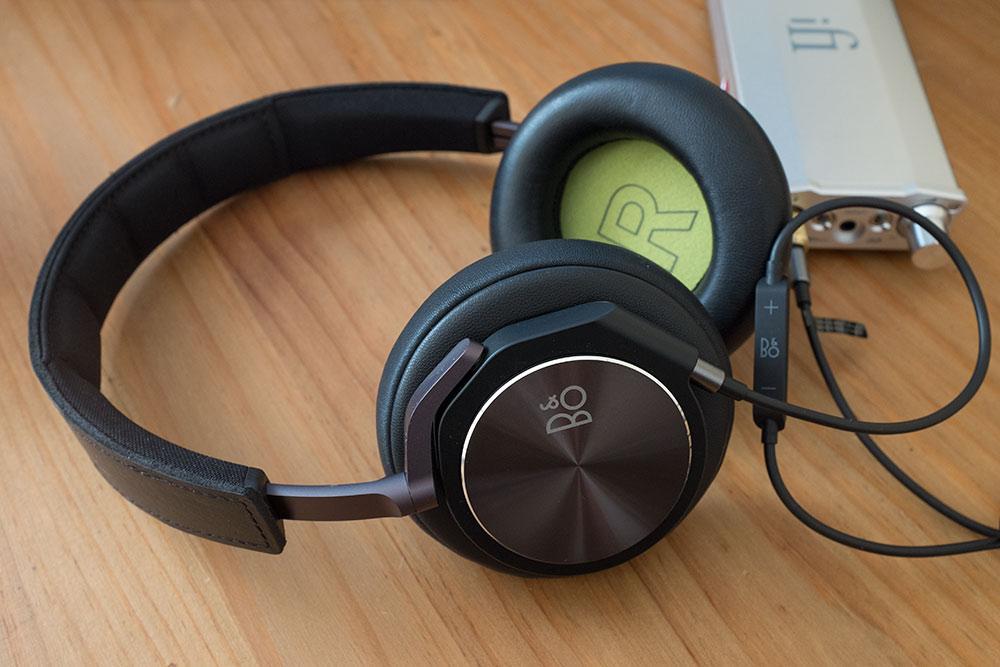 Bang & Olufsen BeoPlay H6... unos fantásticos auriculares portables. Bjco3m