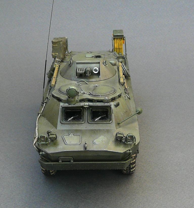 БРДМ-2РХБ(ранний),1\35,Trumpeter C1ddy