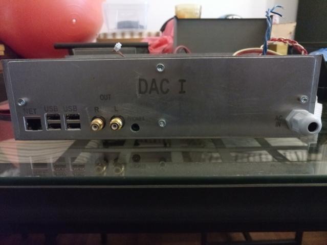 Montagem do DAC I D7eyf