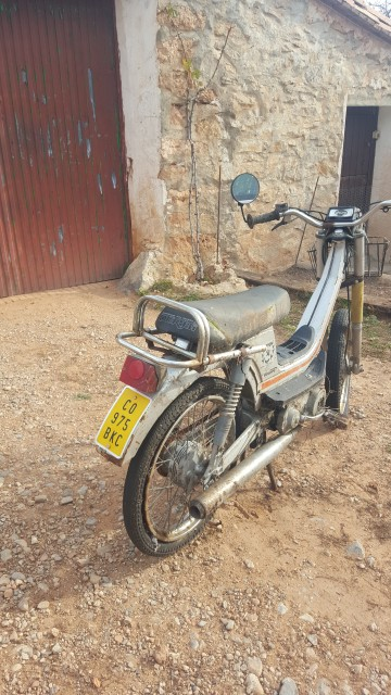 Mi Derbi Variant SL - 1978 Daauc