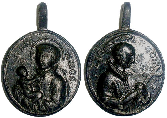 estanislao - San Estanislao de Kostka / San Luis Gonzaga Dqojgo