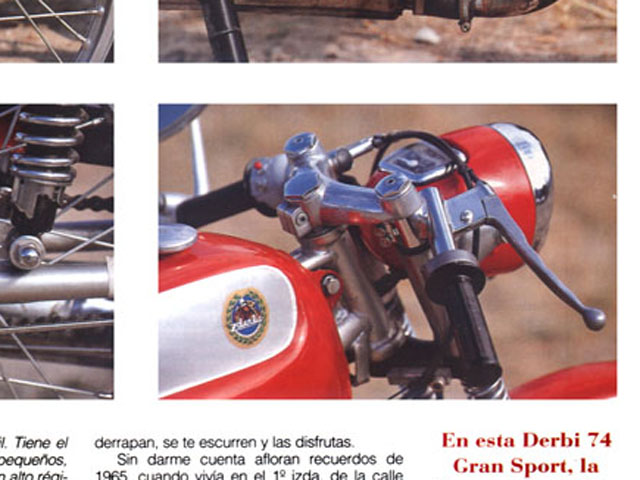Identificar velocímetro Derbi Gran Sport Dx1xjc
