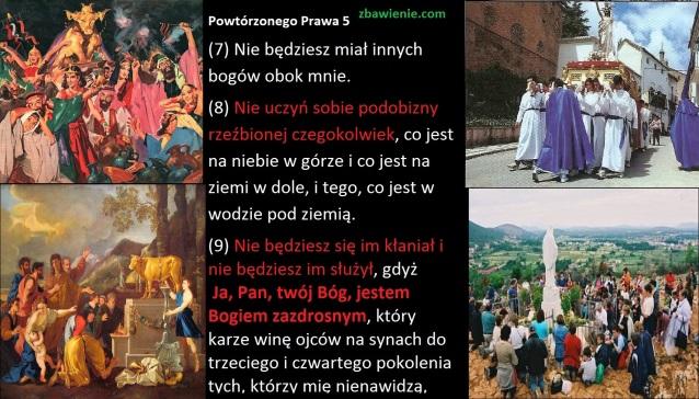 Bałwochwalstwo, którego Bóg nienawidzi! Dyav43