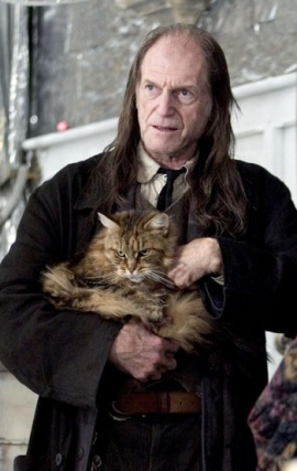 Argus Filch