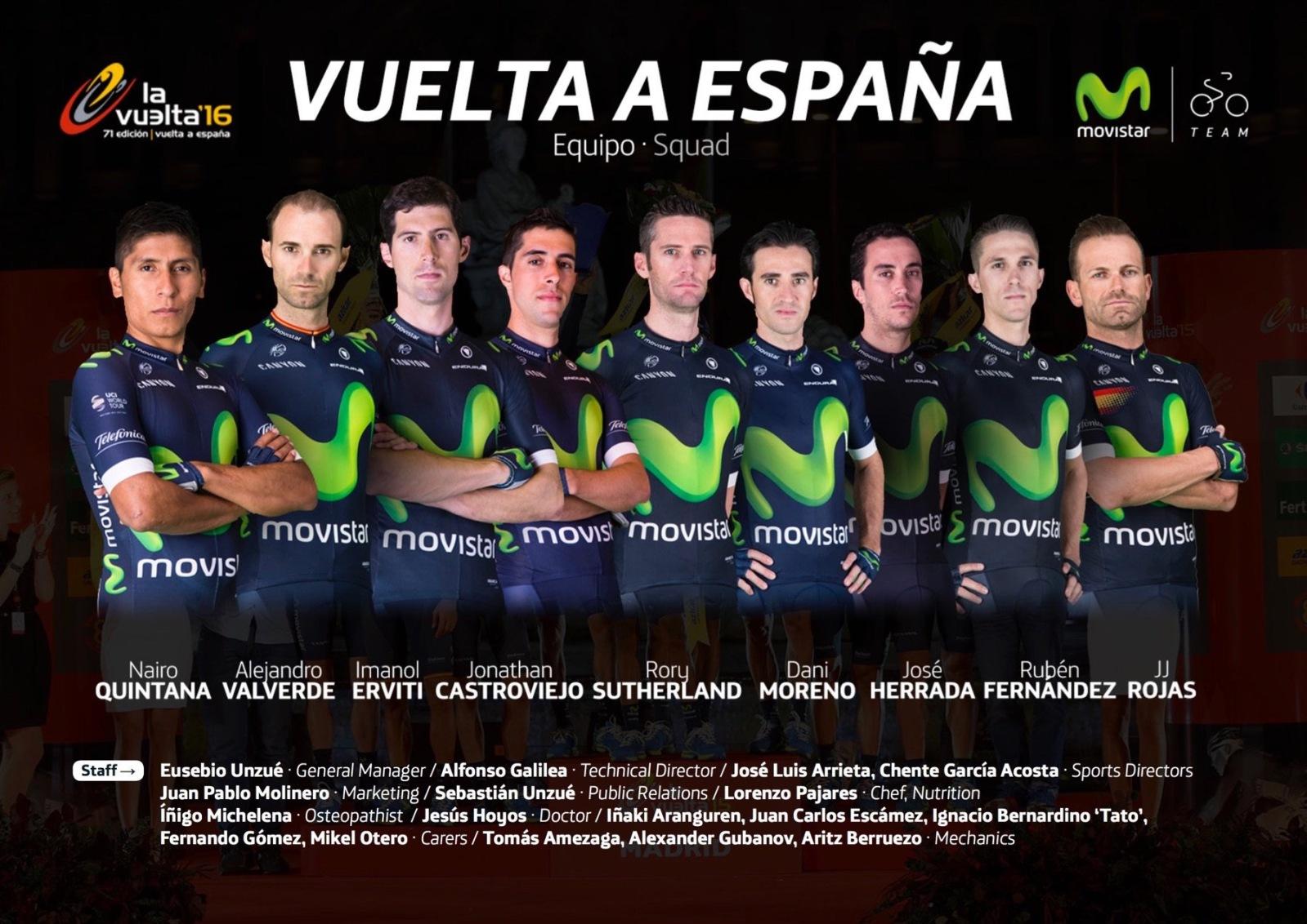 Vuelta a España 2016 E85q4z