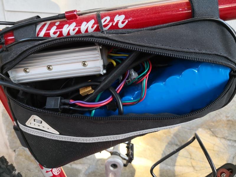 Retirado KIT completo (Motor BPM + controladoras + bateria) Ea0e12