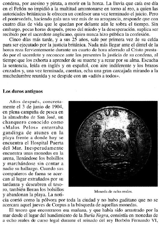 Los duros antiguos de Cádiz y el último pirata del Atlántico Ek1g12