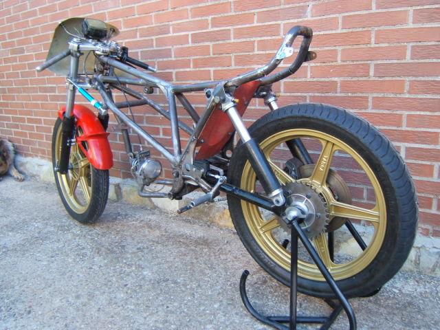 """Bultaco Streaker 350 """"Agua"""" F0ojfk"""