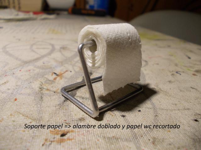 Diorama: garaje-taller crawler escala 1/10 I38bgj
