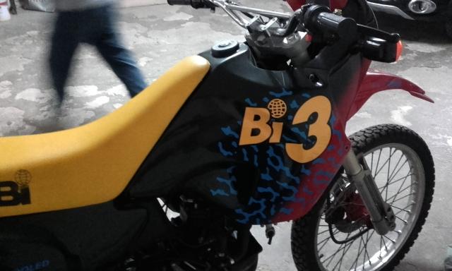 Nueva en la familia: Derbi BI3 I5otbs