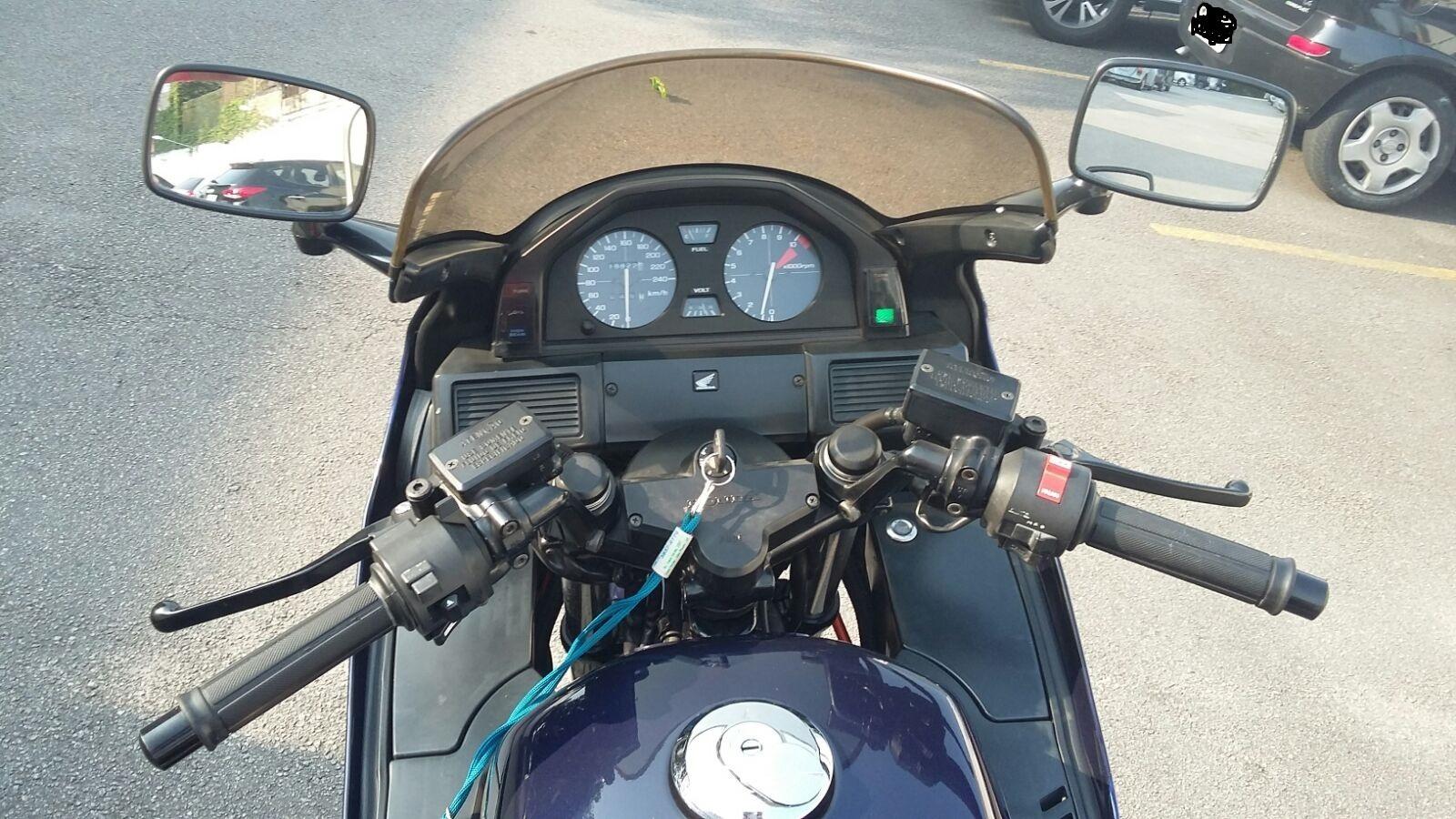 [VENDIDA] CBX 750 Indy 95 Único Dono I750k4