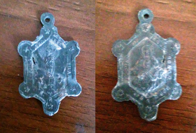 Medalla Virgen del Pilar / Sdo. Corazón de Jesús Ib9ueh