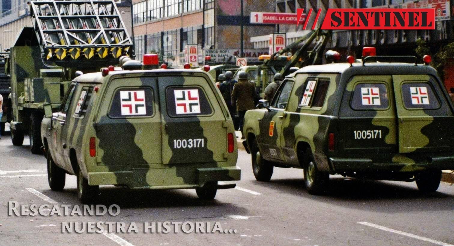 fotos vintage de las Fuerzas armadas mexicanas - Página 7 Ieq9na