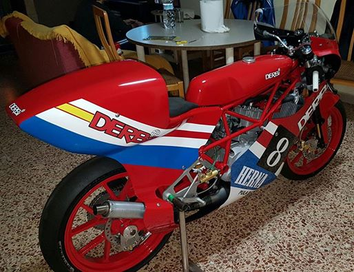 Replica Derbi 125 Moto Herna If4t8j