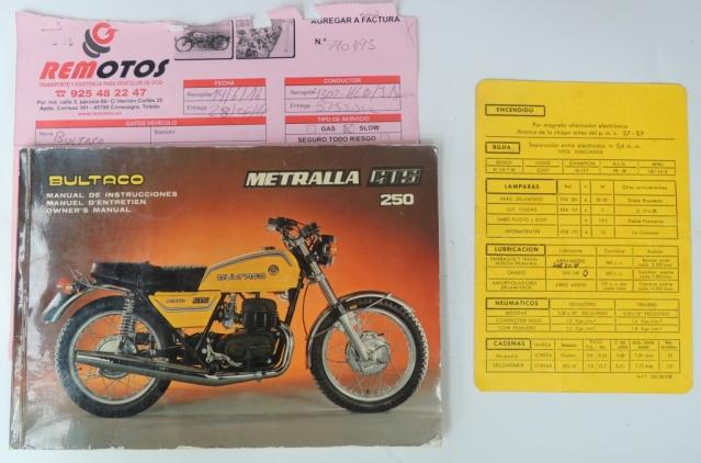 metralla - Bultaco Metralla GTS * by Jorok If6dm8