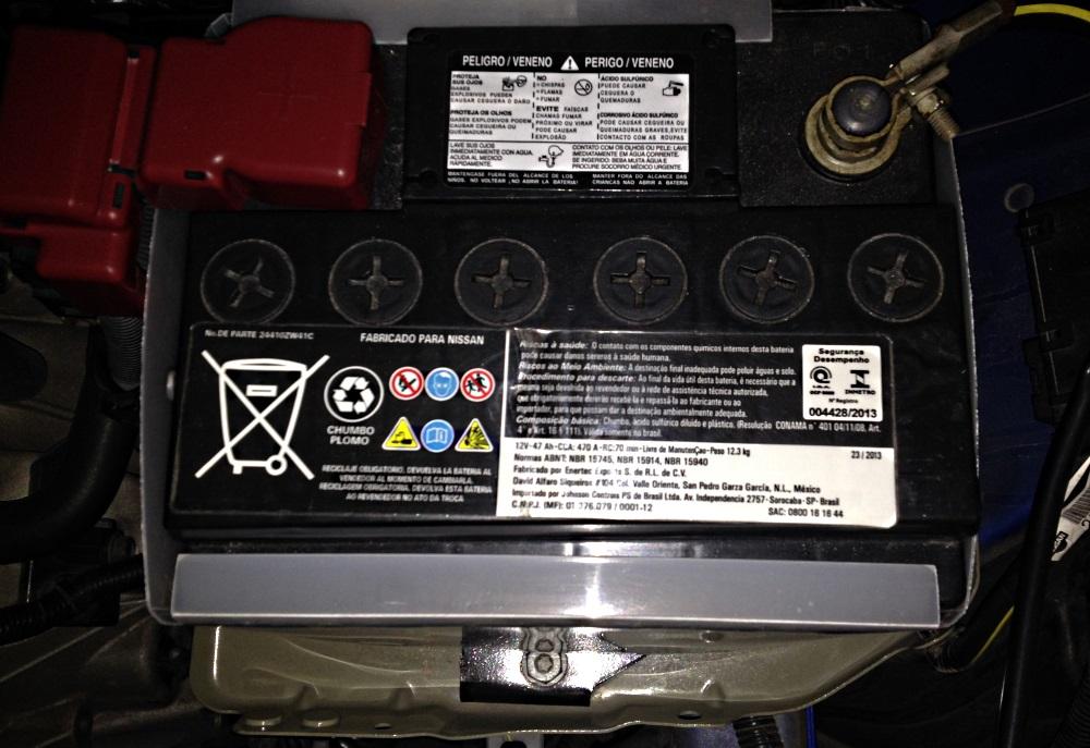 Troca de bateria Igc3zr