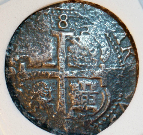 8 reales Carlos II ceca Potosi (1679?) Iw87z4