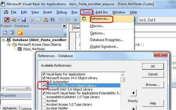[Resolvido]Abrir uma pasta (diretório) escolher arquivo a carregar para importação Ju72p1