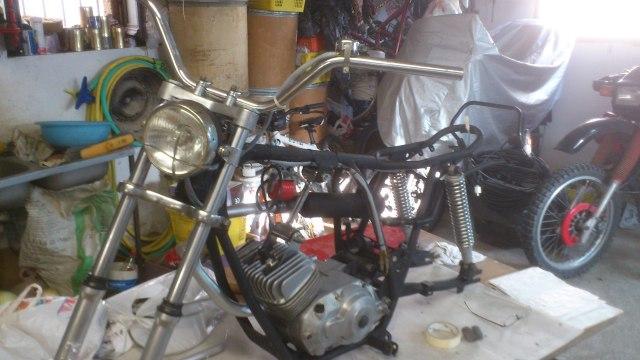 Otra Torrot Mustang K197p2