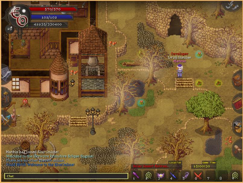 Elus Online: (MMORPG 2D) Mj4gmc