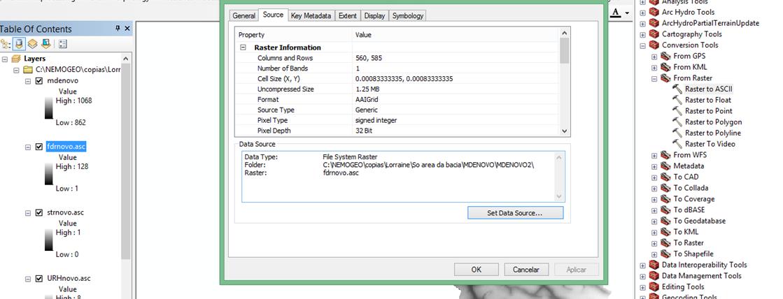 Erro Cellsize - MGB Pre Processing Mr8jeb