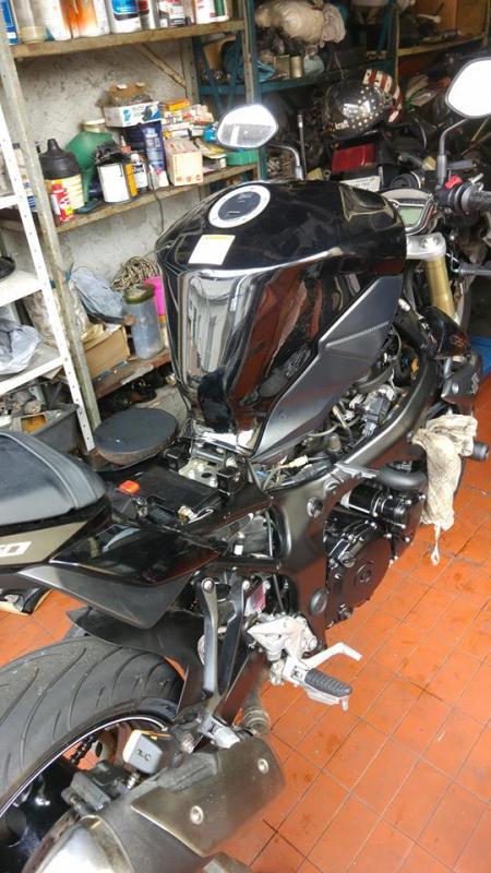 A importância de uma revisão em motos recém comprada..... Mtbbjc