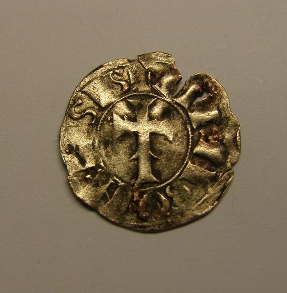 Dinero de Alfonso I de Aragón 1104-1134 Jaca N15xf7