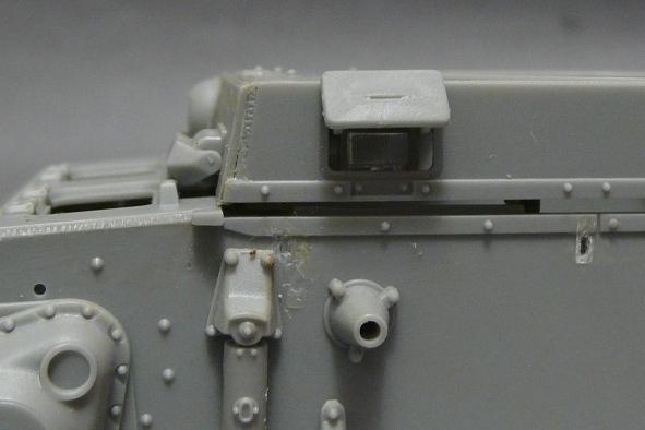 Pz.Kpfw.III Ausf.L зимний вариант., Зимняя тройка.1/35 N1baee