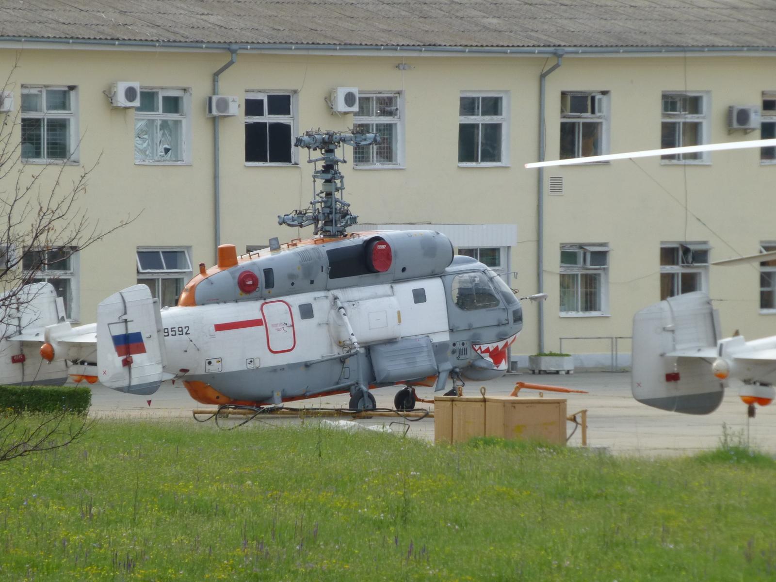 Ка-27ПЛ 1/48 HOBBYBOSS - Страница 3 N353kl